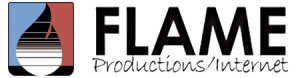 Flame Productions Logo